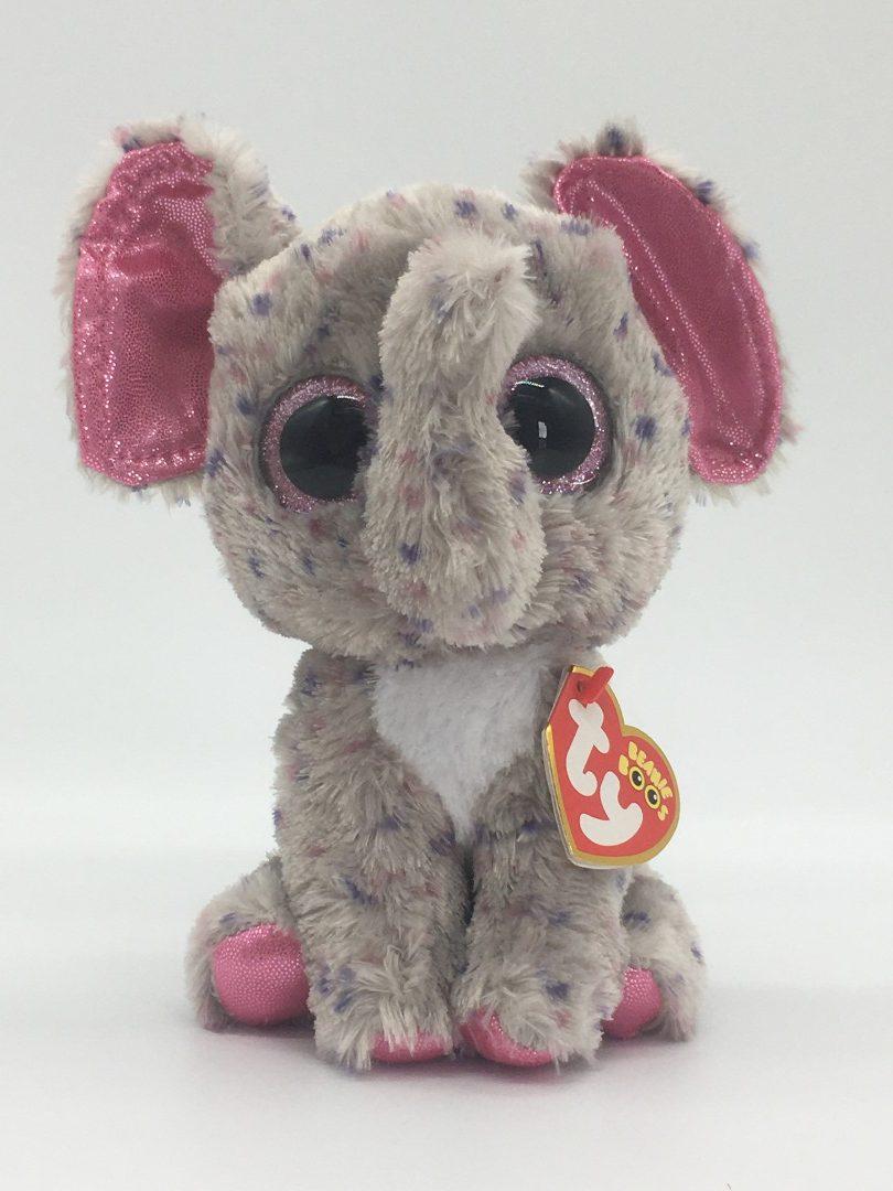 象の人形①の画像